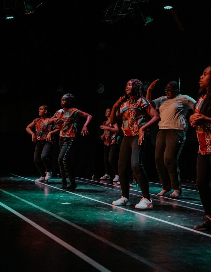African Teen _ spectacle African Mouv 2019