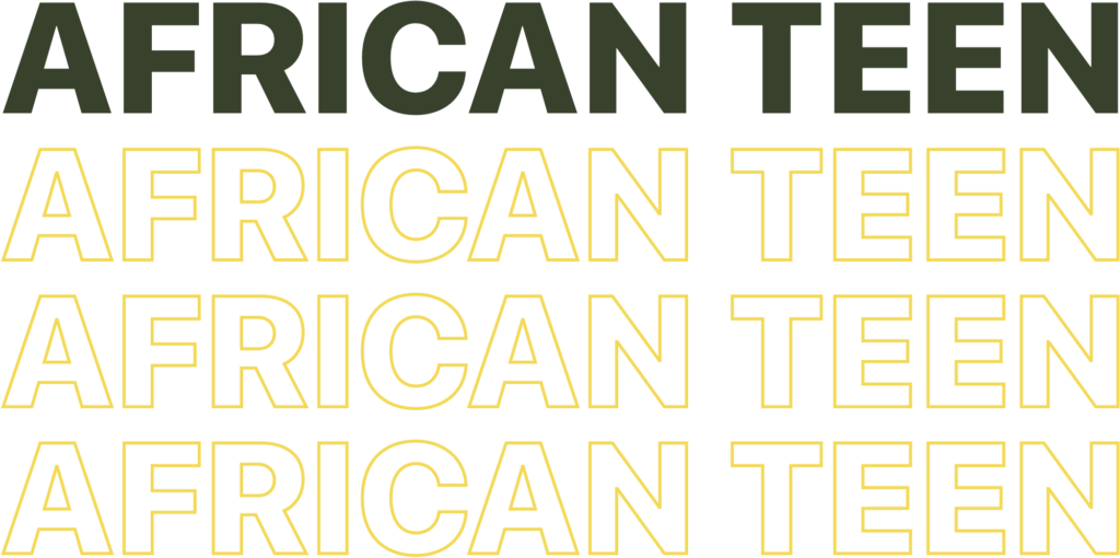 African Teen group