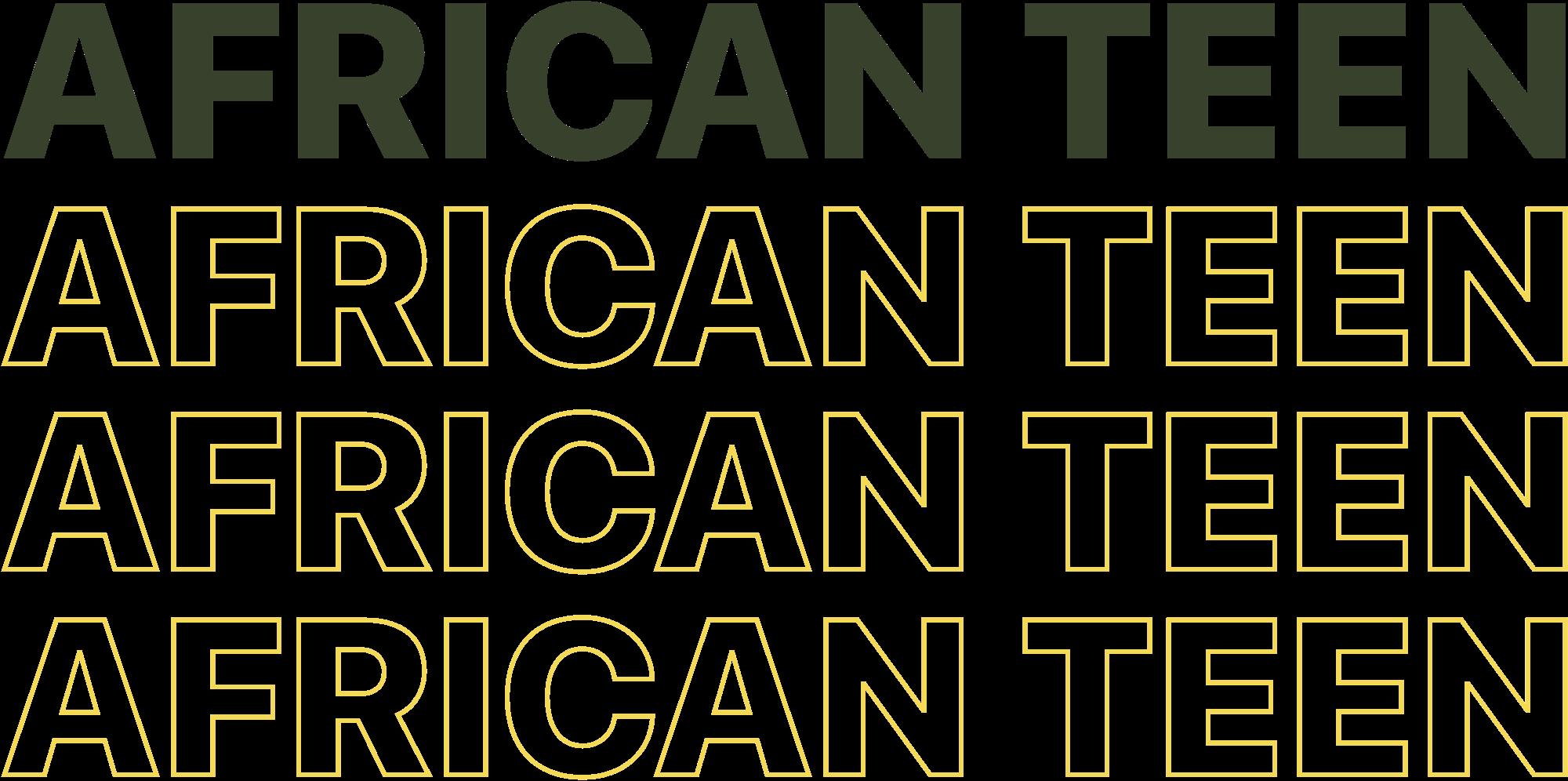 African Teen group